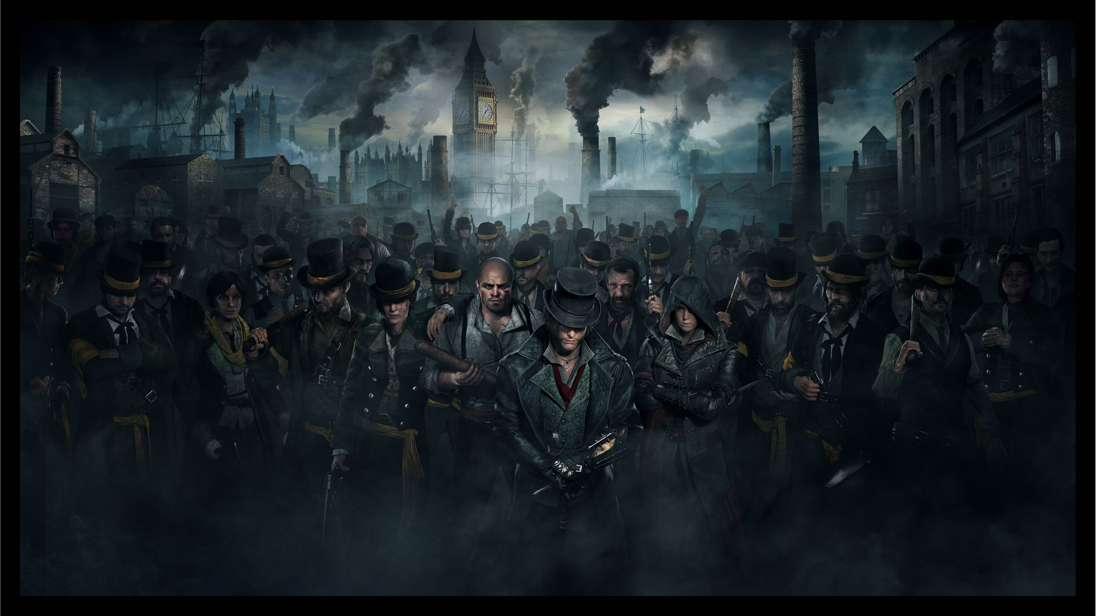 Assassin's Creed Syndicate art001