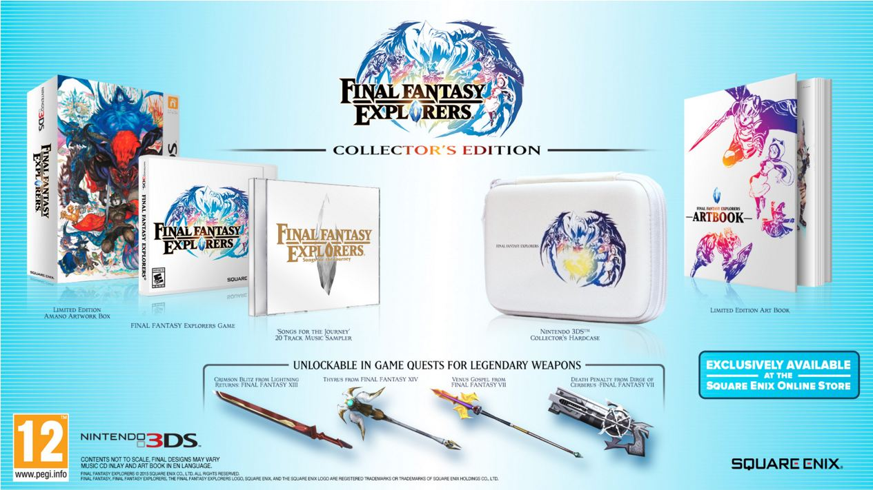 Final Fantasy Explorers promo00