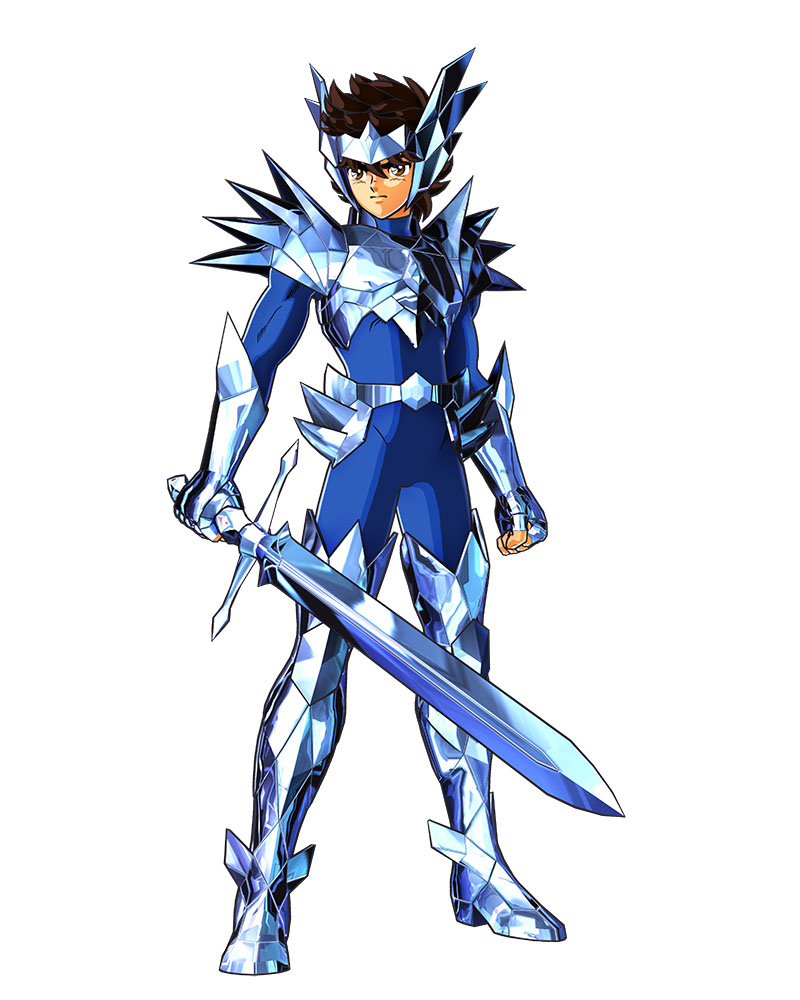 Saint Seiya Soldiers' Soul art