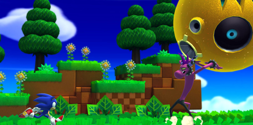 Sonic Lost World finalmente su PC