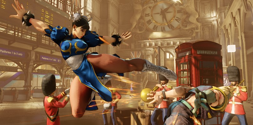 Street Fighter V supporta lo Steam Controller, e SteamOS
