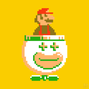 Super Mario Maker art00