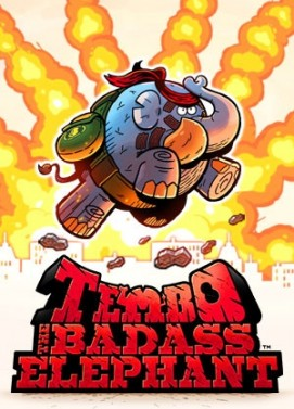 Tembo The Badass Elephant cover