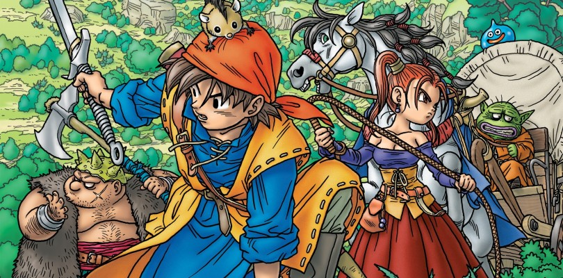 Dragon Quest VIII – Disponibile gratuitamente per dispositivi android