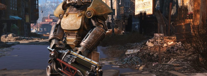 "Fallout 4 – Nuovo trailer per l'ultimo DLC ""Nuka-World"""