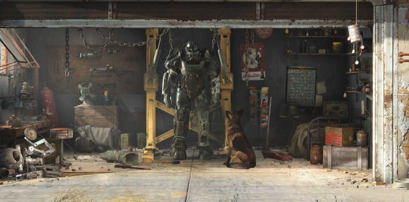 Fallout 4 riceve la sua prima patch su PC