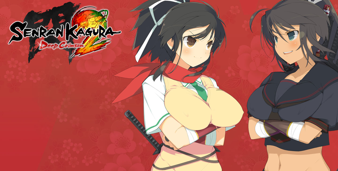 senran kagura 2 deep crimson art012