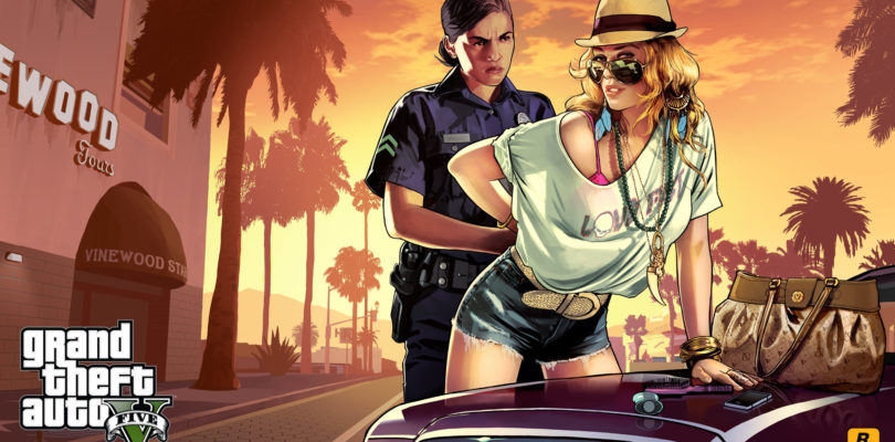 Grand Theft Auto V è il prodotto d'intrattenimento più redditizio della storia