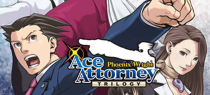 Phoenix Wright Ace Attorney Trilogy cover