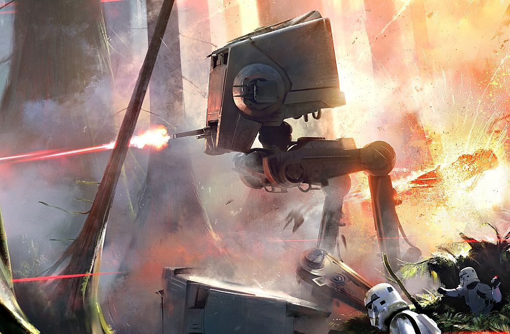 Star Wars Battlefront art001