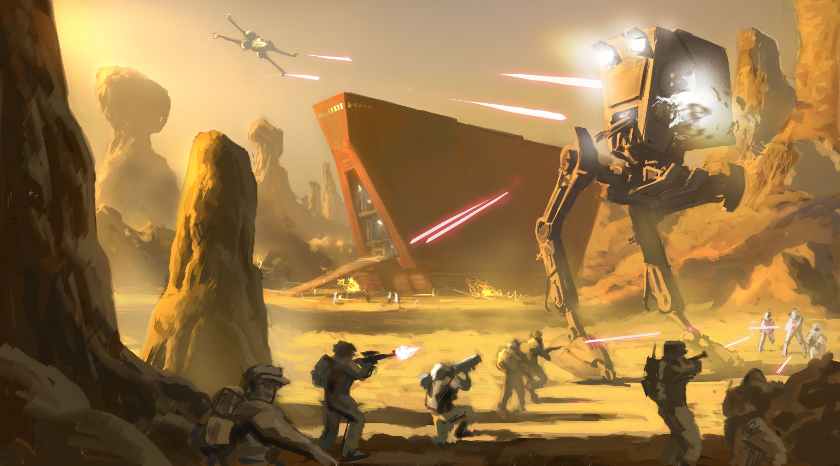 Star Wars Battlefront art003