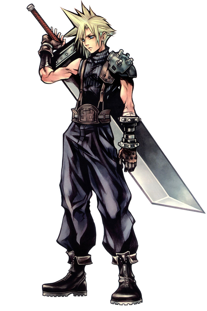 dissidia final fantasy artwork001