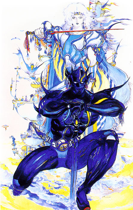 final fantasy iv art000