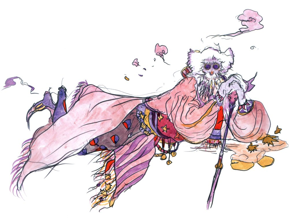 final fantasy iv art001