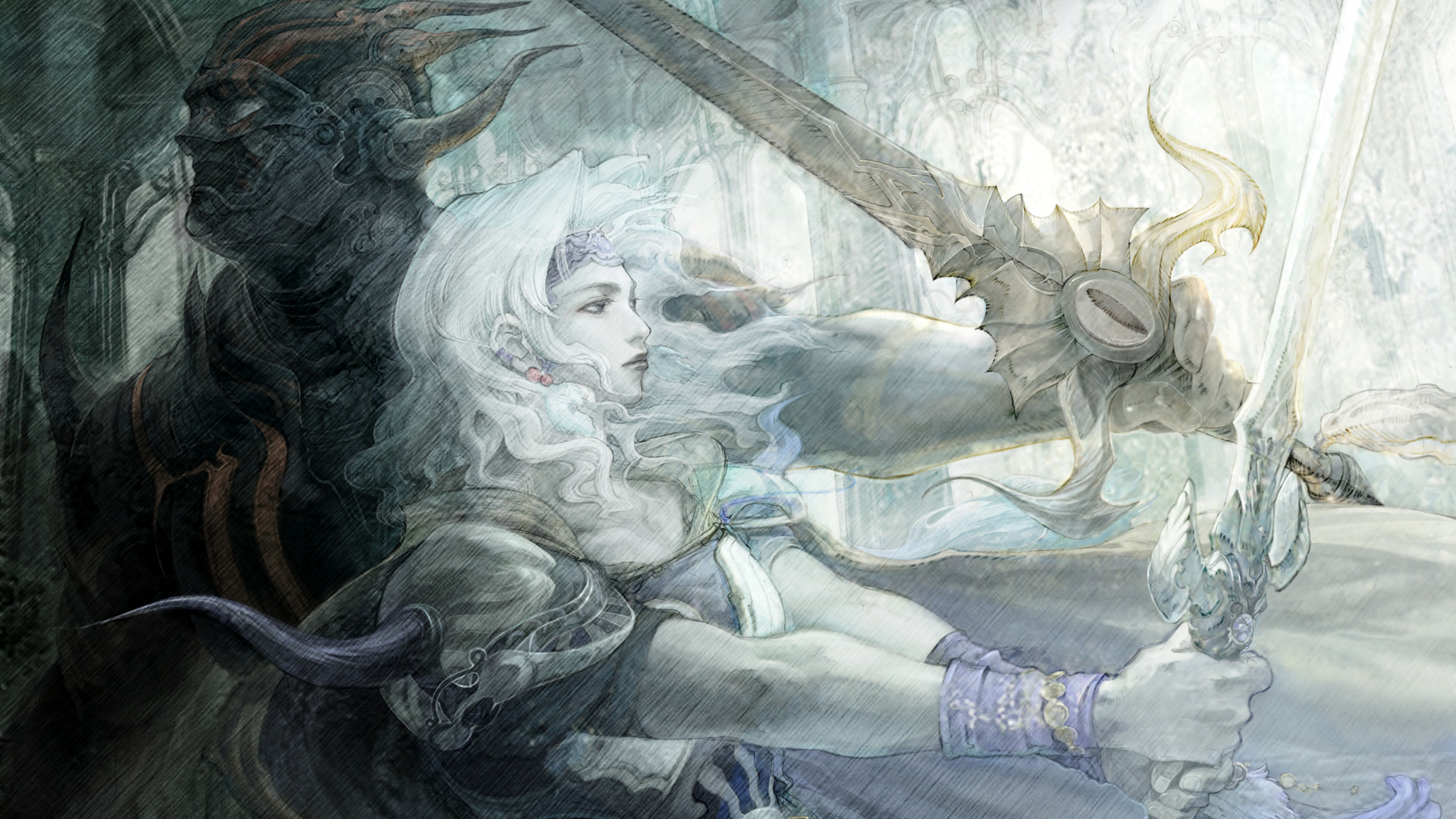 final fantasy iv ds art001