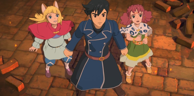 Level 5 annuncia Ni no Kuni II: Revenant Kingdom