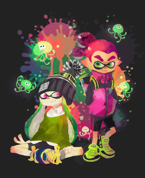 splatoon art000