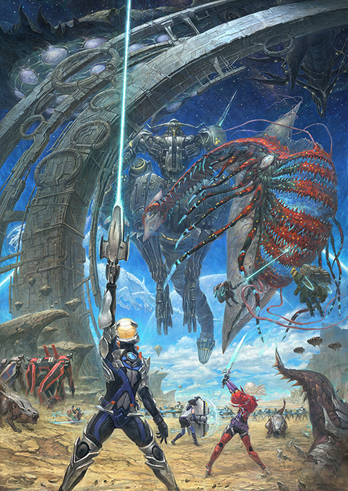 xenoblade chronicles x art005