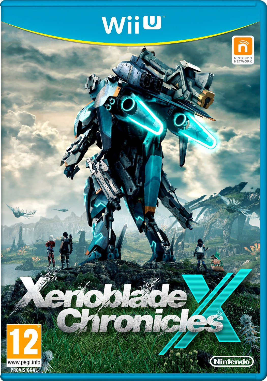 xenoblade chronicles x cover