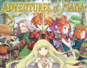 Adventures of Mana in occidente: niente PS Vita