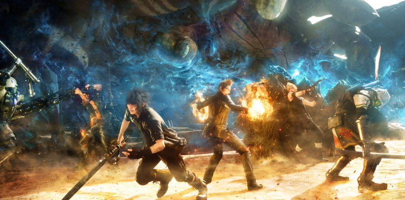 "Final Fantasy XV – Un trailer per la magia ""Morte"""