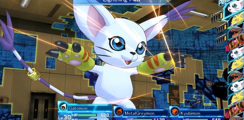 Digimon Story: Cyber Sleuth è disponibile in Europa!