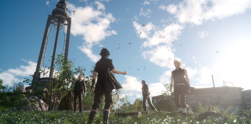 Il mondo di Final Fantasy XV si mostra in un suggestivo trailer ambientale