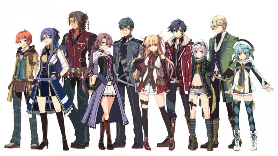 The Legend of Heroes Trails of Cold Steel art000