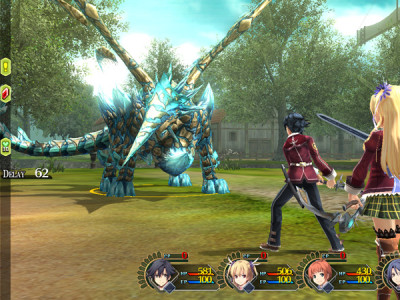 The Legend of Heroes Trails of Cold Steel img000