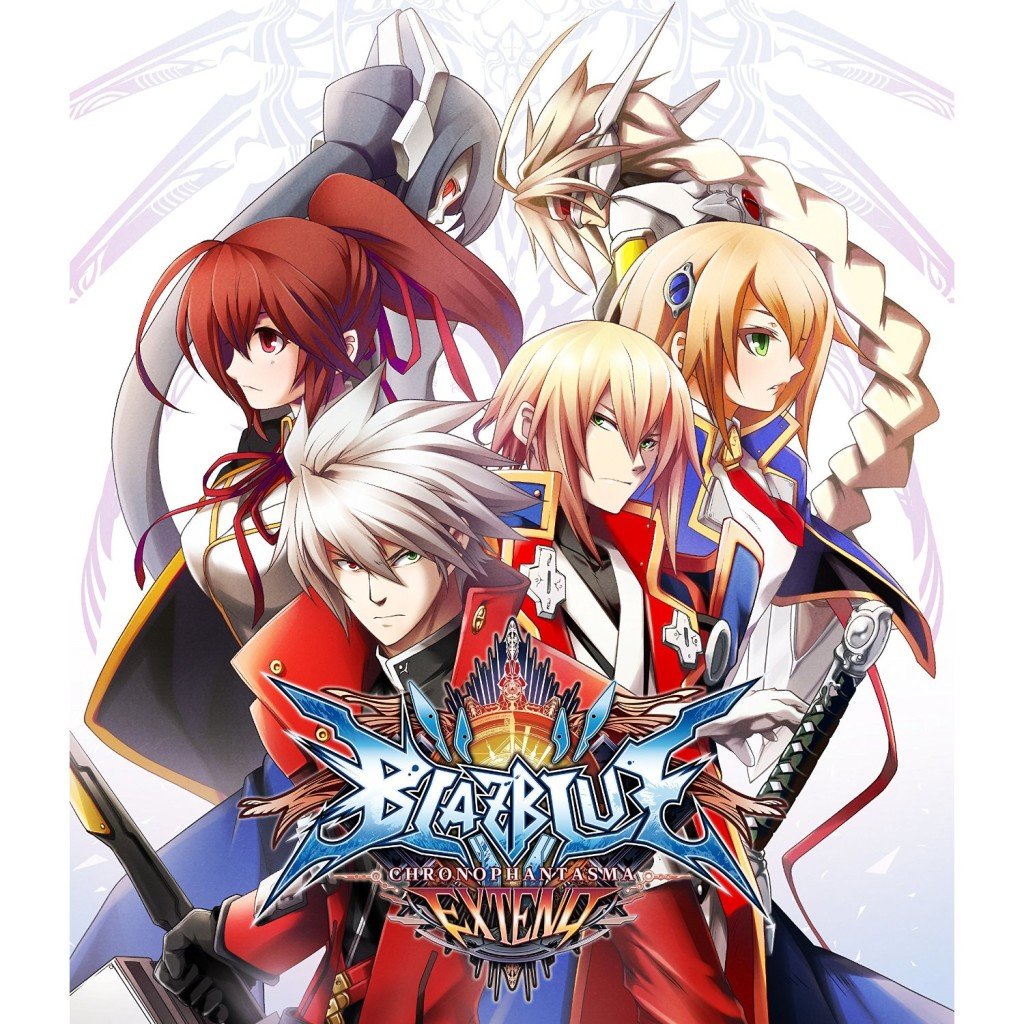 BlazBlue- Chronophantasma Extend art000