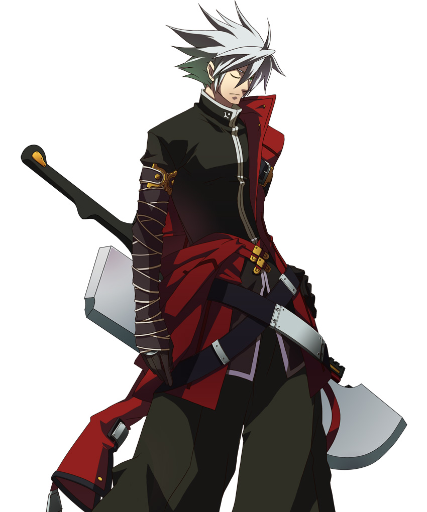 BlazBlue- Chronophantasma Extend art001