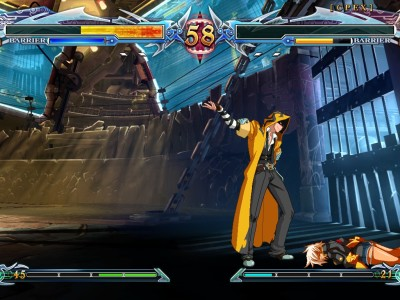 BlazBlue Chronophantasma Extend img12