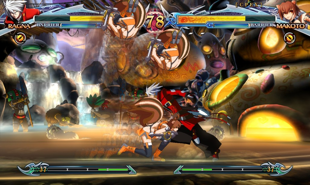 BlazBlue Chronophantasma Extend img4