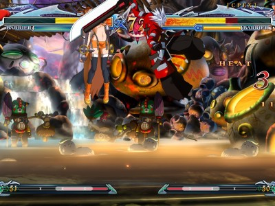BlazBlue Chronophantasma Extend img5