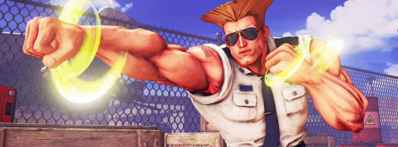 Sonic Boom! Guile arriva da domani in Street Fighter V