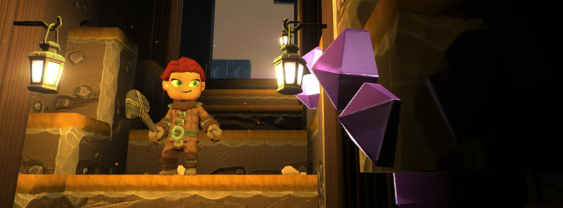Portal Knights si aggiorna e introduce il ghost world!