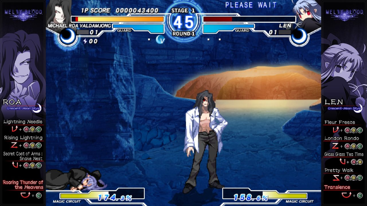 Melty Blood Actress Again Current Code img (7)