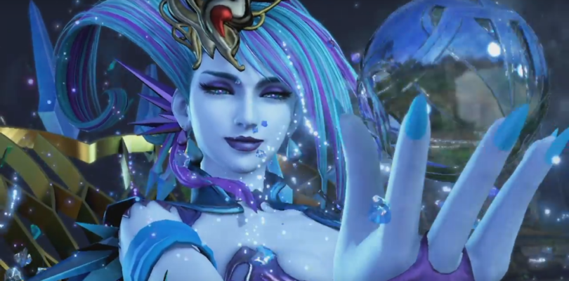 Dissidia Final Fantasy – Shiva, Bahamuth, Ifrit, Ramuh e Alexander menano tutti in questi video