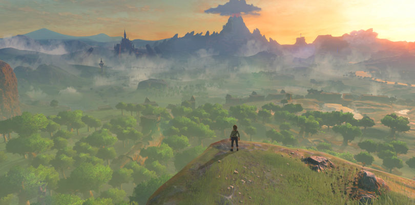 Bandai Namco porta nelle sale giochi giapponesi The Legend of Zelda: Breath of the Wild… in un modo tutto nuovo!