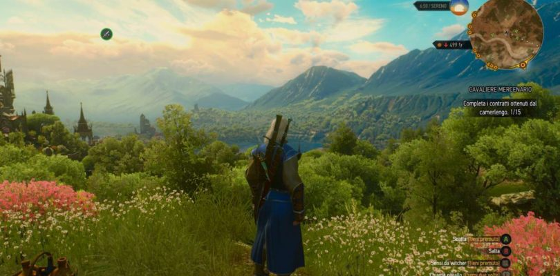 The Witcher 3: Wild Hunt – Game of the Year Edition annunciato per la fine di agosto