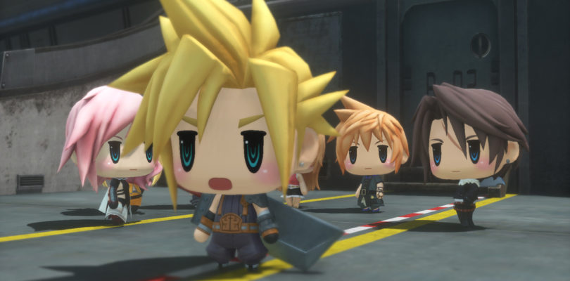 World of Final Fantasy – Ecco la sequenza introduttiva completa!