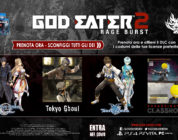 God Eater 2 Rage Burst – Confermata la collaborazione con Assassination Classroom!