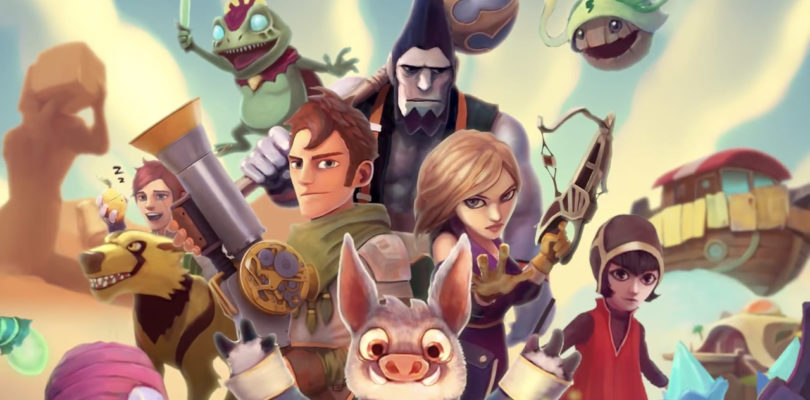 Earthlock: Festival of Magic, l'RPG a turni indipendente, arriva su Xbox One e PC a settembre