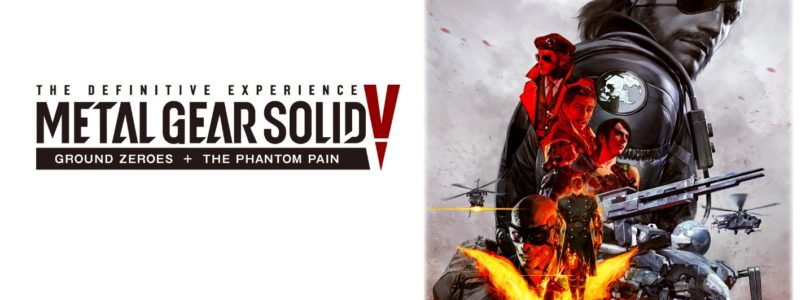 Konami annuncia la Metal Gear Solid V: The Definitive Experience, per PS4, Xbox One e PC!