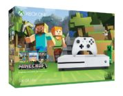 Microsoft annuncia bundle Xbox One S Minecraft Favourites, 500GB e Blu-ray 4k con supporto HDR a 300€