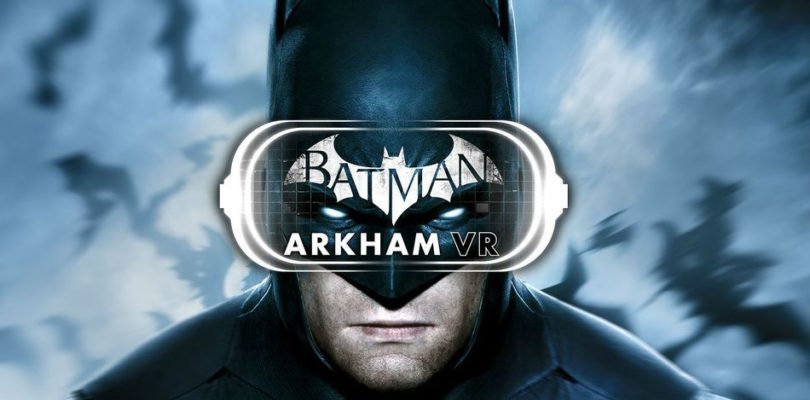 Batman: Arkham VR è disponibile nei negozi in esclusiva per PlayStation VR