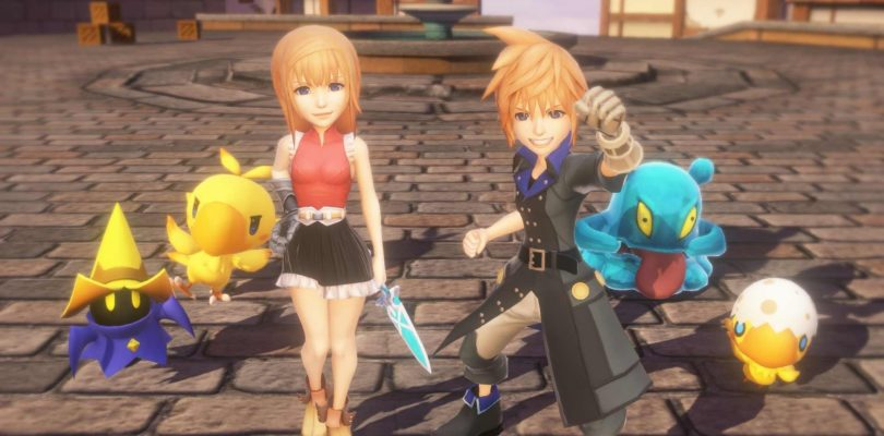 World of Final Fantasy – Disponibile per PlayStation 4 e PlayStation Vita!