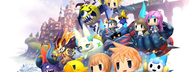 "World of Final Fantasy, o ""Come ho riscoperto di amare la saga Square Enix"""