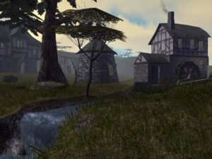 Darkness over Daggerfall