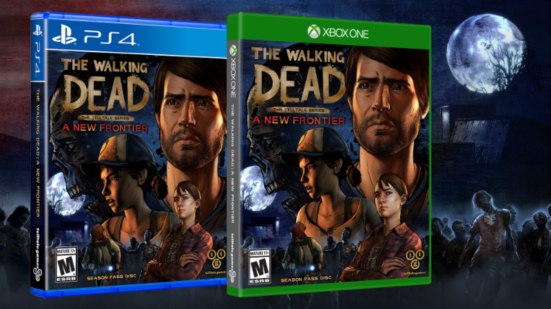 The Walking Dead The Telltale Series - A New Frontier